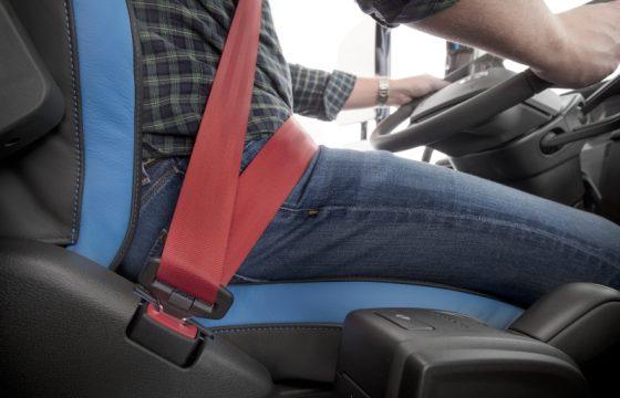 Onnodig veel doden door niet gebruiken veiligheidsgordels truckchauffeurs'