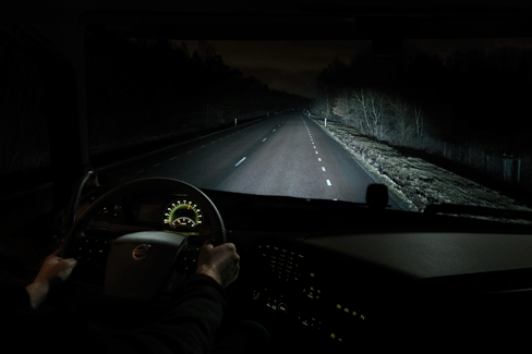 Volvo Night Mode
