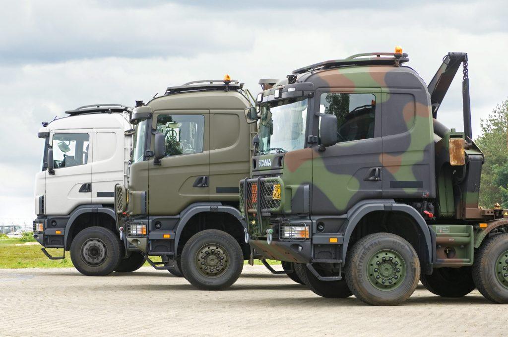 Defensie Scania