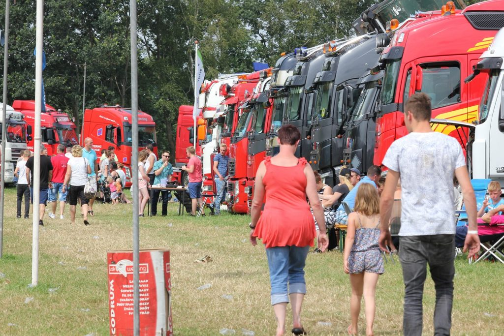 Truckfestijn Balkbrug