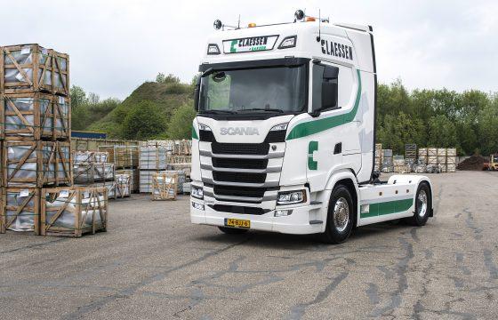 Scania, Nuth Sven Claessen