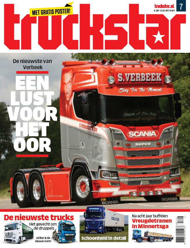 TRUCKSTAR 1707_Cover