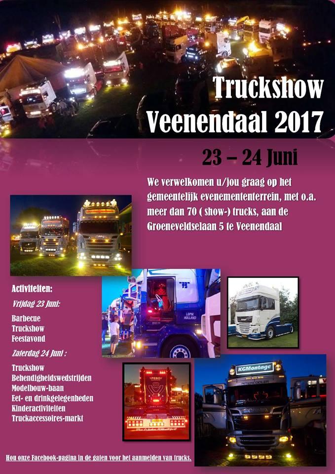 Veenendaalse Truckshow