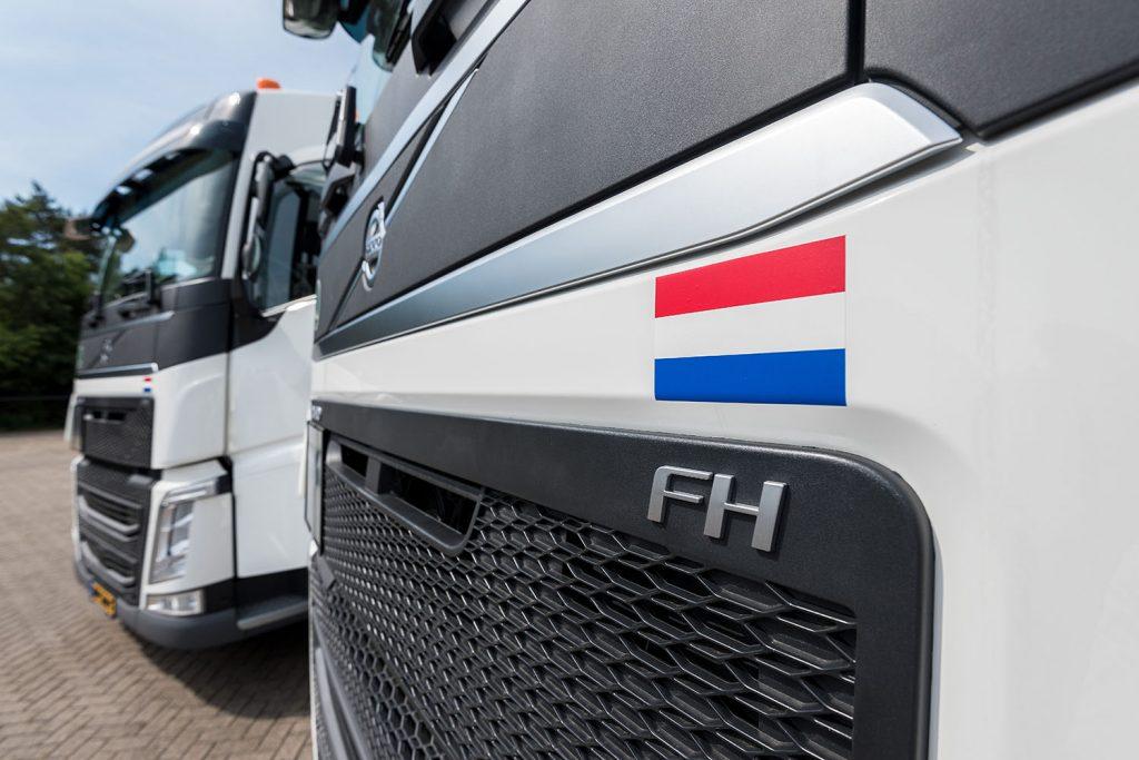 Volvo FH-trekkers voor Defensie