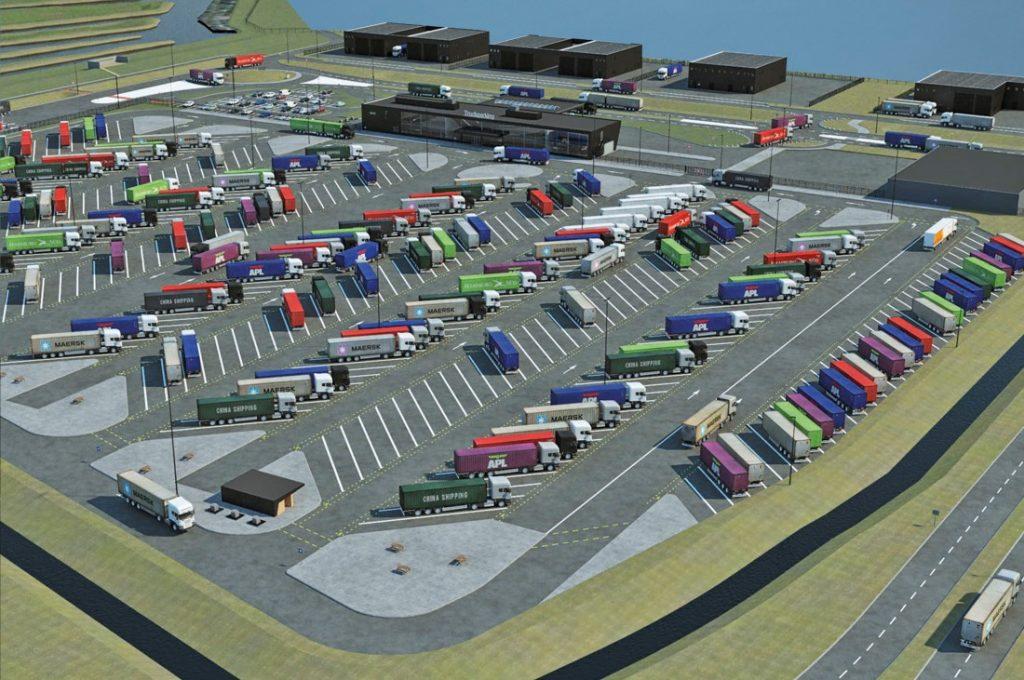 Truckwash Maasvlakte Plaza