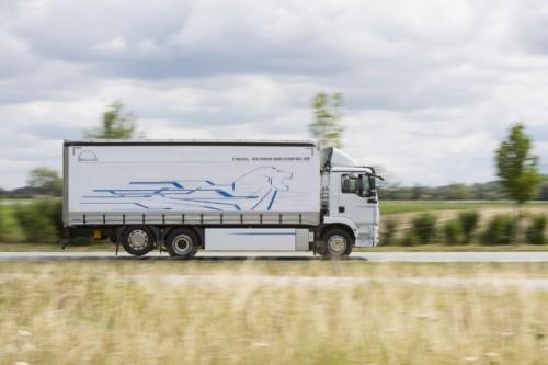 e-truck MAN