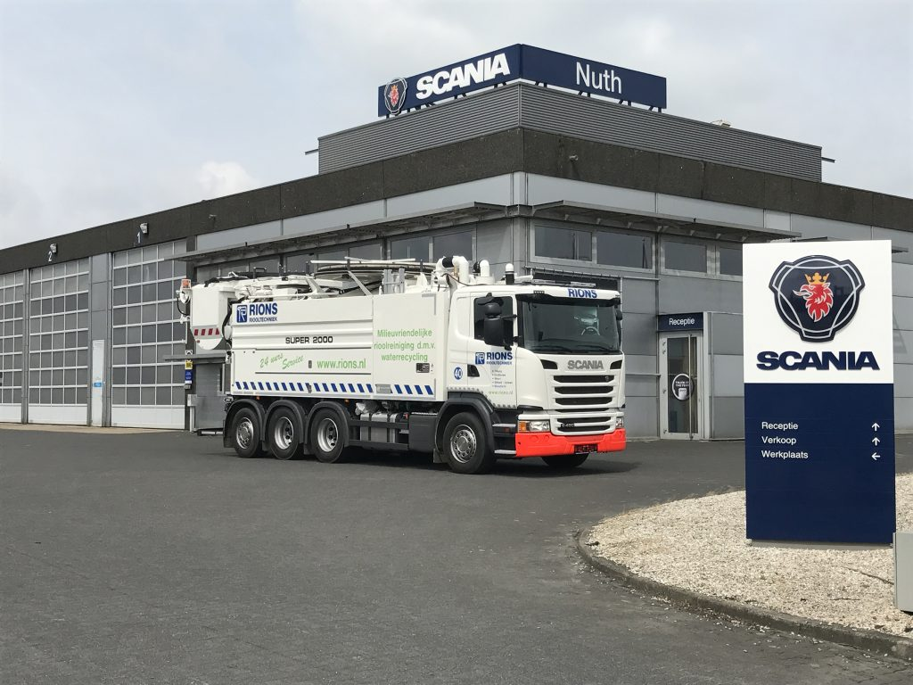 Scania Rions