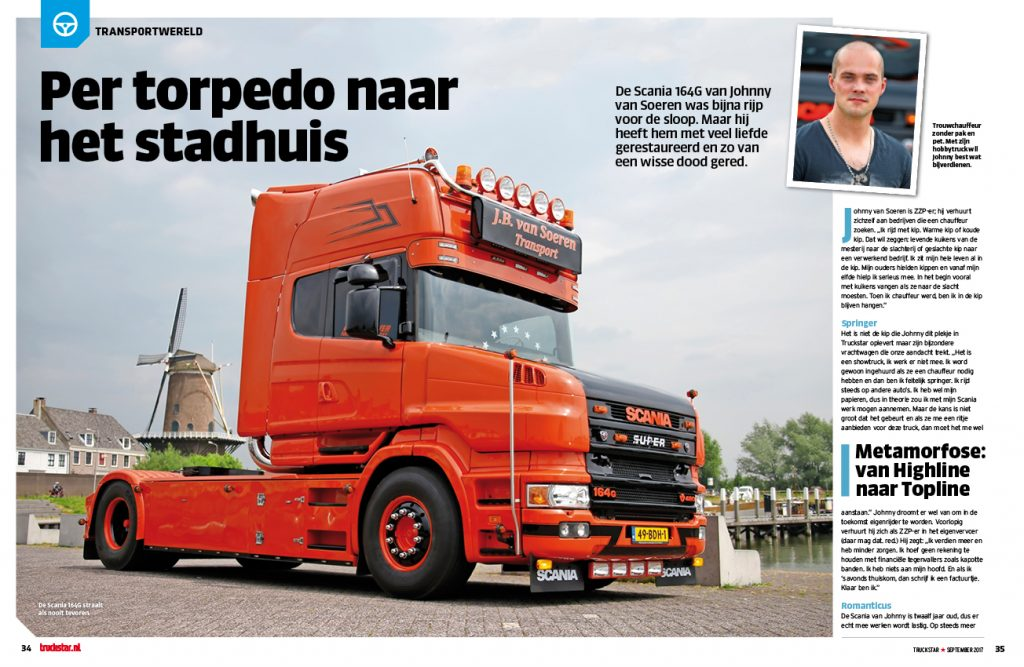 Scania T Johnny Soeren