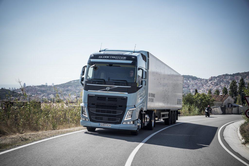 Volvo LNG