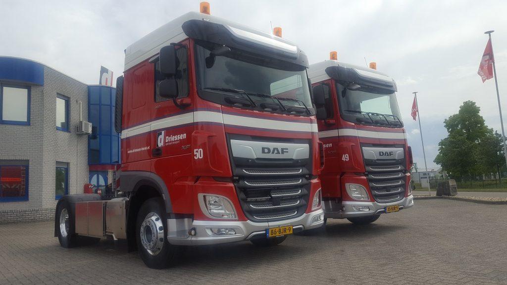 2x the new XF Driessen