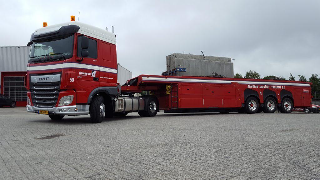 Nieuwe DAF XF Driessen