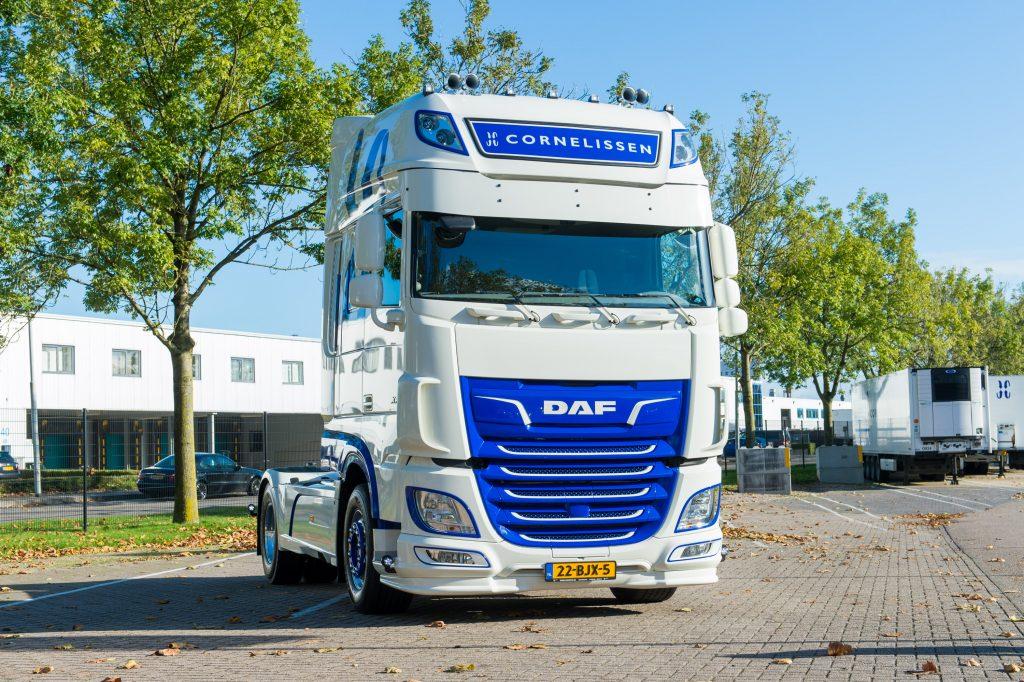 Cornelissen DAF XF 450FT Super Space Cab