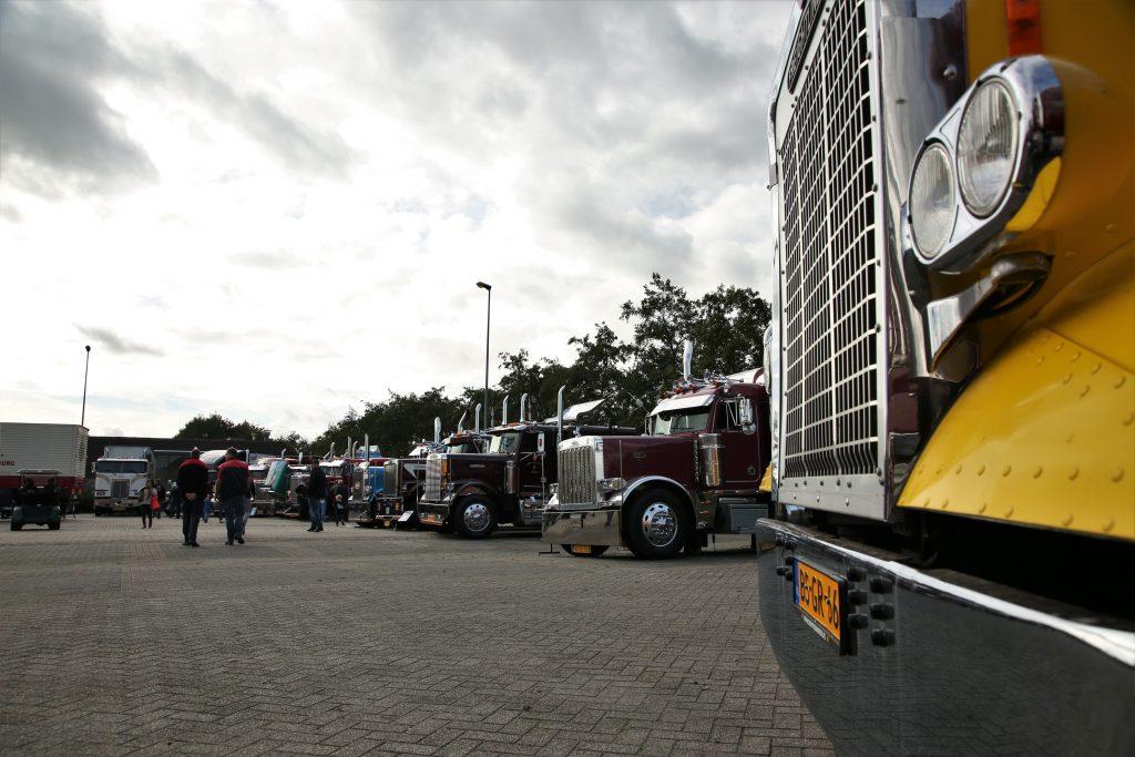 Truckstar Mack en Speciaal Transportdag