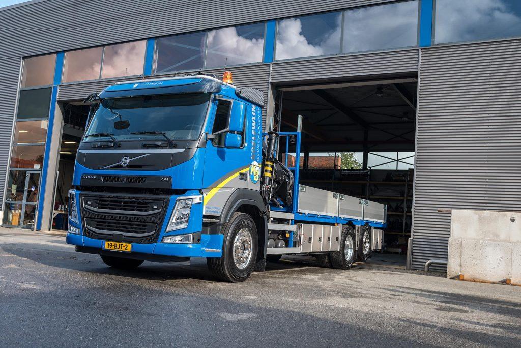 Volvo FM Koelewijn_Bunschoten