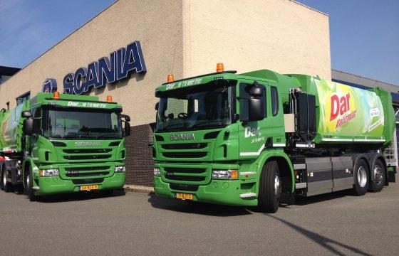 DAR Scania