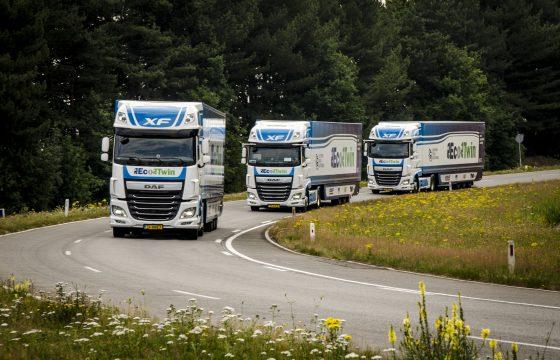 EcoTwin-TruckPlatooning