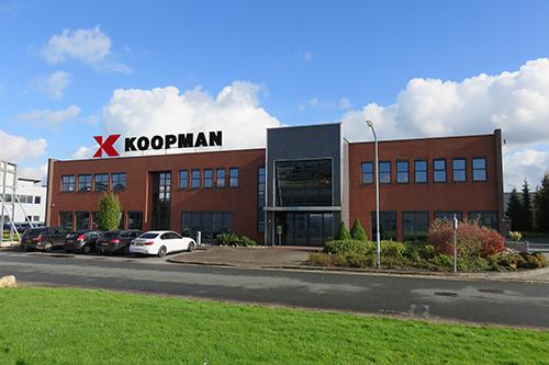 Koopman Logistics Noordhorn Leek