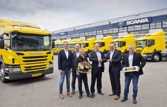 Scania LipsPlus