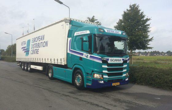 Wetra Scania