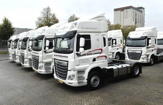 new CF Van den Broek Logistiek