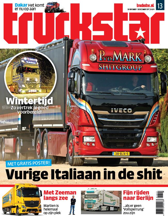 Truckstar editie 13 van 2017