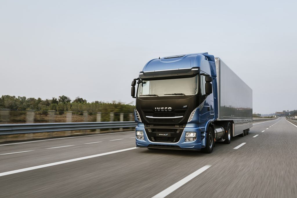 Iveco Stralis 460 NP LNG