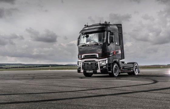 Renault T High Edition German Design Award 2018