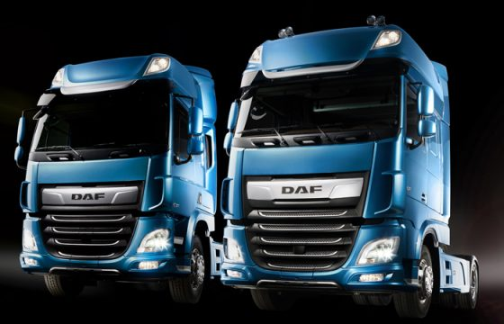DAF New CF XF