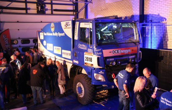 Van Velsen Rally Sport verruilt Dakar voor Africa Eco Race