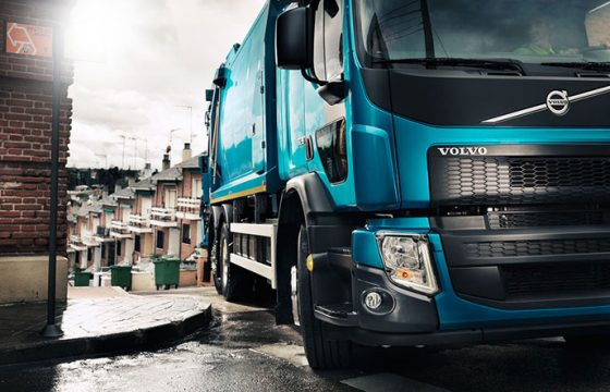 Truckverkopen oktober 2017