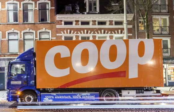 Coop Rotterdam emissievrij