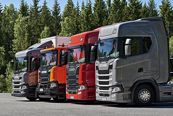 Truckverkopen