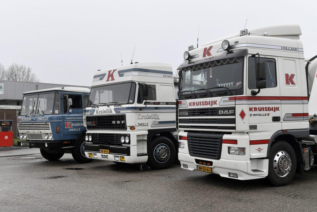 DAF Truck met 2 miljoen kmKruisdijk Transport ZwolleArchief nr. 172528