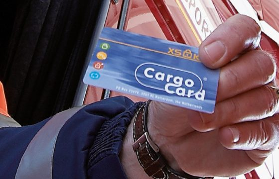 CargoCard