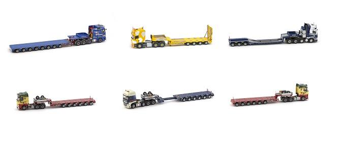 Actie Win Een Van De Zes Imc Models Schaal 1 50 Truckstar