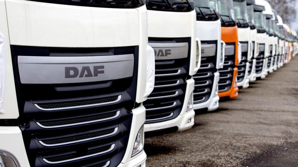 Kartel truckfabrikanten boete