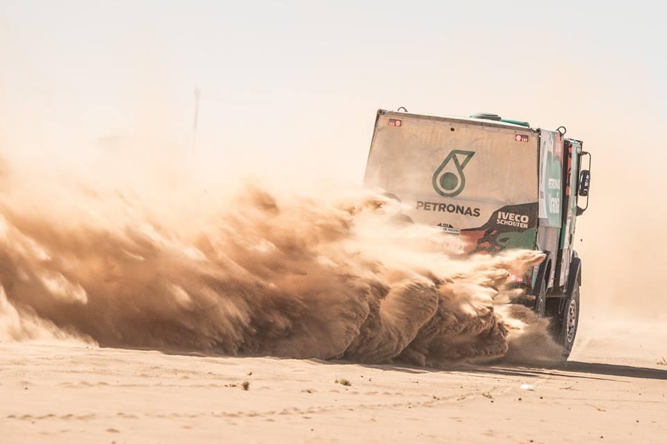 Gerard de Rooy Iveco Africa Eco Race 2018