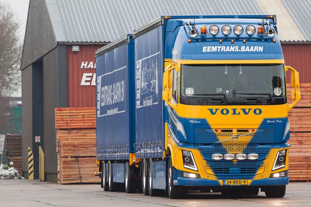 Eemtrans-Baarn Volvo FH16