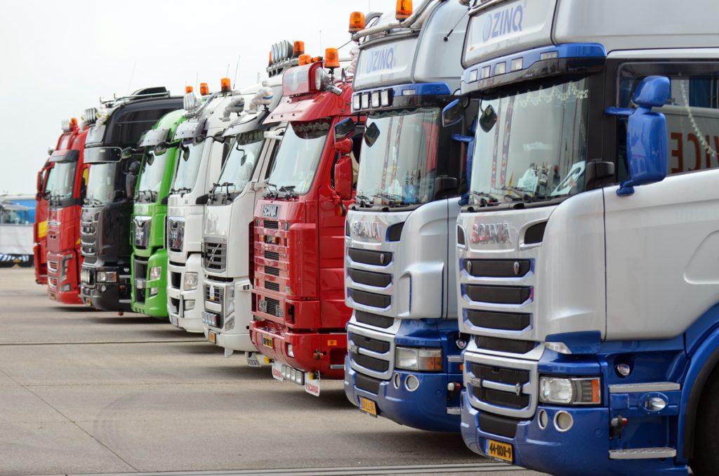 Truckerdag Coevorden