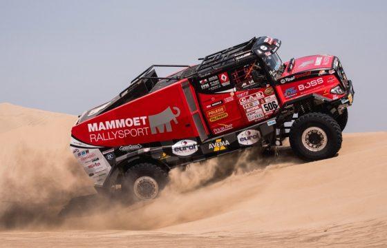 Martin van den Brink Renault Dakar 2018