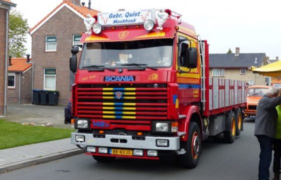 Oldebroek truckersparade