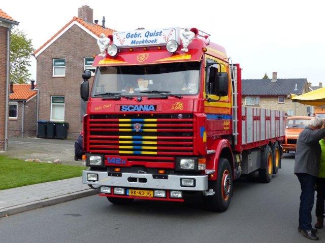 Oldebroek truckersparade