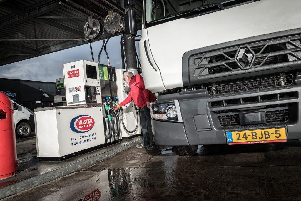 Renault-trucks op HVO voor Rensa