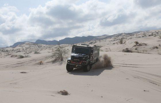 DAKAR 2018: PERU-BOLIVIA-ARGENTINA