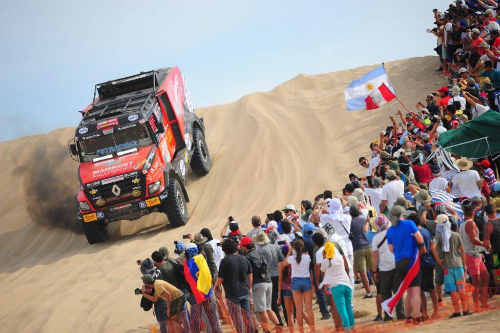 Van den Brink Renault Dakar