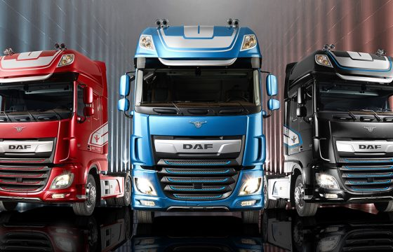 DAF 90th Anniversary