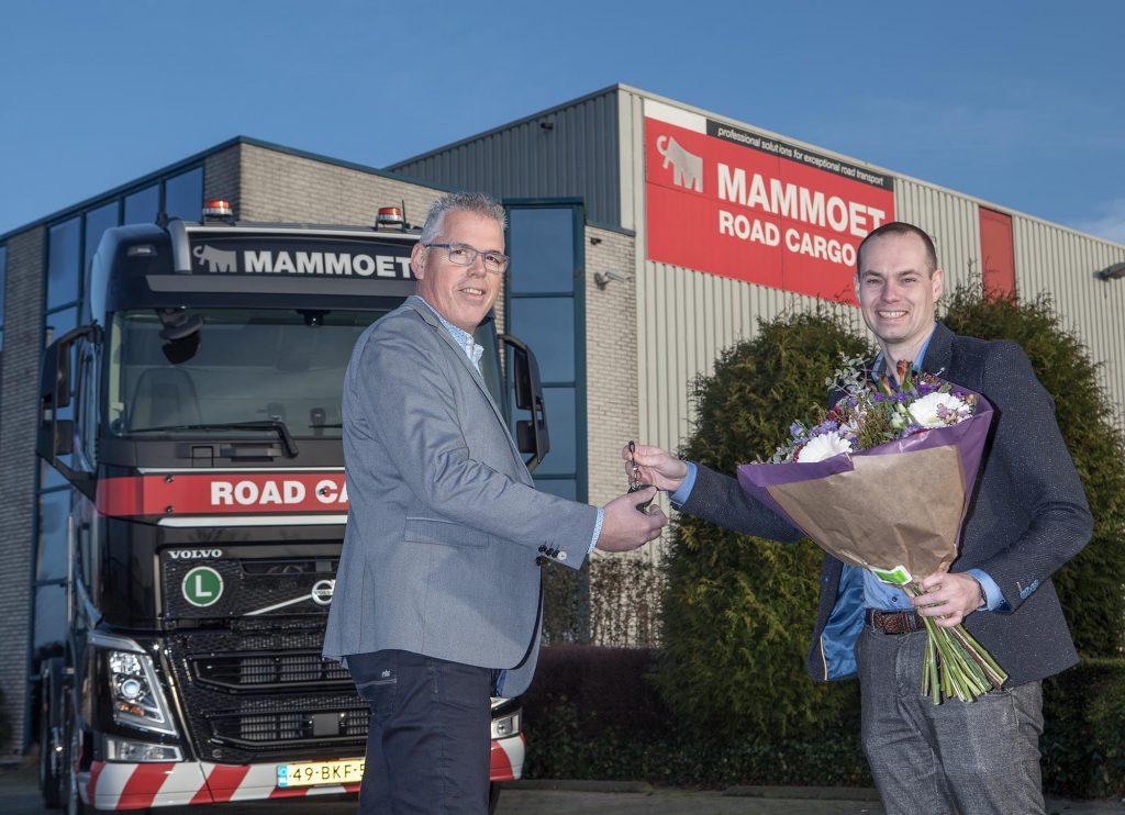 Mammoet Road Cargo, nieuwe Volvo FH
