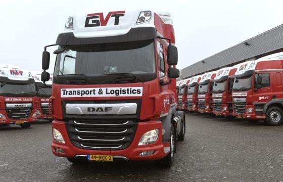 DAF new CF voor GVT