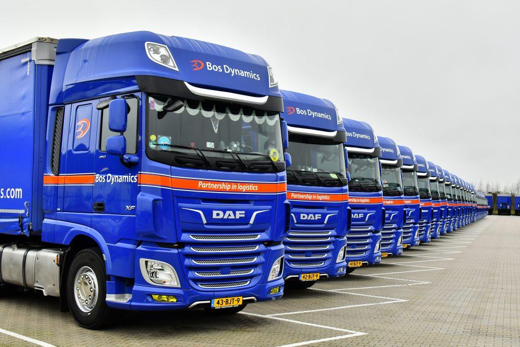 DAF's Bos Dynamics