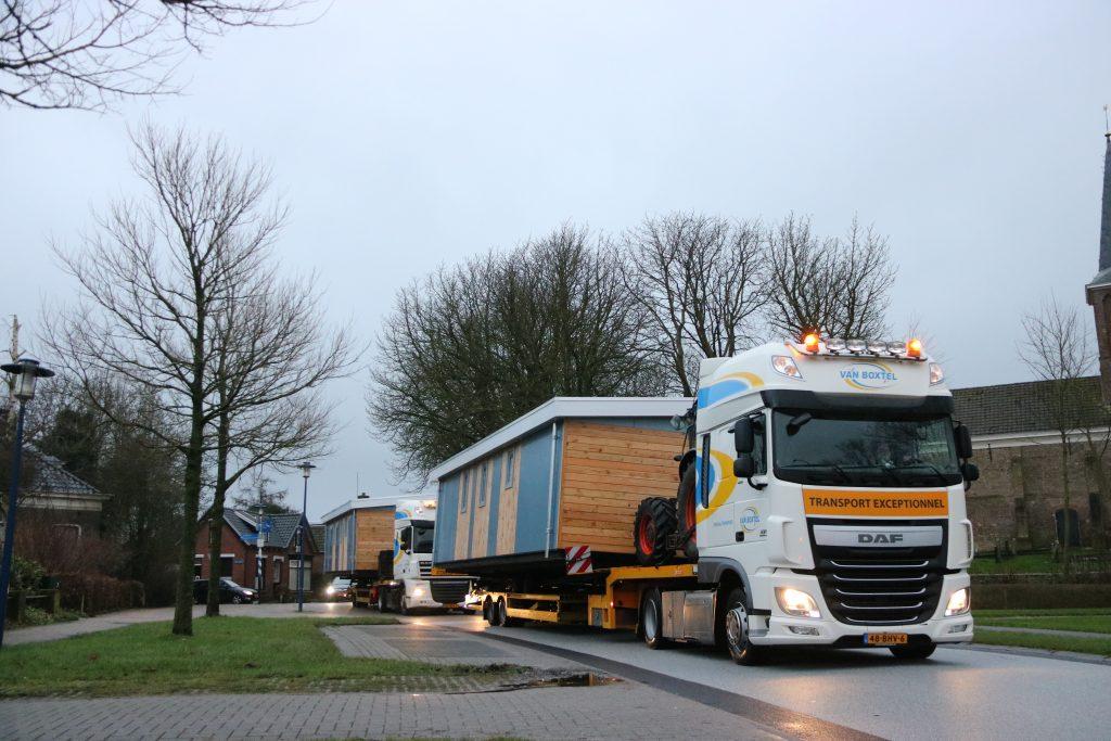 Van Boxtel chalets Wadden